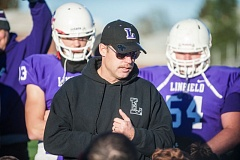 COURTESY: LINFIELD COLLEGE - Coach Joseph Smith and the Linfield Wildcats are a solid pick to repeat as Northwest Conference football champions.