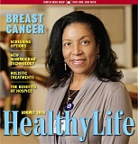 (Image is Clickable Link) Healthy Life Breast Cancer Issue - August 2016