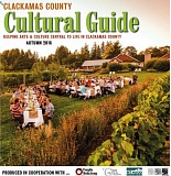 (Image is Clickable Link) Clackamas County Cultural Guide Autumn 2016