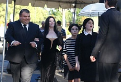 TIMES FILE PHOTO - Beaverton Civic Theatre will present a sneak peak of its upcoming production of 'The Addams Family' during an event from 7 to 8:30 p.m. Thursday, Sept. 29 at the Beaverton City Library.
