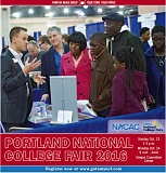 (Image is Clickable Link) National College Fair Portland NACAC 2016