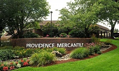 REVIEW PHOTO: VERN UYETAKE - Tenants in the Providence Mercantile complex at Kruse Way and Boones Ferry Road were notified in late June that the campus was for sale.
