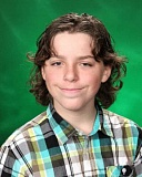 REVIEW FILE PHOTO - Thomas Graham, 11, died in December 2014 after a tree fell on the car his mom was driving on Southwest Terwilliger Boulevard.
