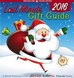 Last Minute Gift Guide 2016