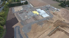 SUBMITTED PHOTO - The new Meridian Creek Middle School in Wilsonville will alter the attendance boundaries of all four West Linn-Wilsonville middle schools.