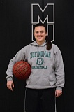 THE OUTLOOK: DAVID BALL - Multnomah University senior Sadie Jenks has knocked down a team-high 11 shots from beyond the 3-point arc early this season.