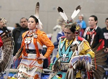 SUBMITTED PHOTO  - The public is invited to attend the 18th-annual Wacipi Traditional Powwow at PCCs Sylvania campus on Jan. 21.