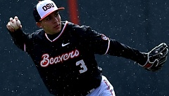 COURETSY: SCOBEL WIGGINS/OREGON STATE UNIVERSITY - Nick Madrigal's return will help to solidify the infield as Oregon State bids for a Pac-12 title and return to the College World Series.