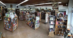 SUBMITTED PHOTO - Jan's Paperbacks on TV Highway has been put up for sale, with plans to close if a new owner doesn't take over. Jan's has been in operation in Aloha since 1981.