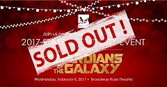 COURTESY OF THE CITY OF TIGARD - All of the seats for Mayor John L. Cook's presentation of 'Tigardians of the Galaxy,' Tigard's 'State of the City' video, are now taken, the city announced Tuesday.