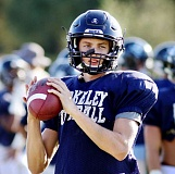 COURTESY: TAMPA BAY TIMES - Quarterback Davis Koetter, the son of Tampa Bay Buccaneers head coach Dirk Koetter, chose to go across the country and sign with Portland State.