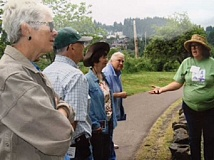 FILE PHOTO - Members of the Estacada Garden Club often take field trips and hear from interesting speakers at their monthly meetings.
