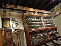 SUBMITTED PHOTO - Clackamas County Historical Society Executive Director Claire Blaylock said that it would be nearly impossible to describe all of the contents of the Kaegi Pharmacy with text.