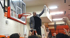 BEAVERTON VALLEY TIMES: MATT SINGLEDECKER - Beaverton head coach Andrew Vancil and the Beaver boys basketball team won their second straight Metro League title on Friday.