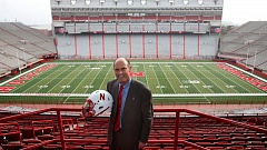 COURTESY: UNIVERSITY OF NEBRASKA  - MIKE RILEY