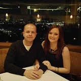 SUBMITTED PHOTO: - James Tylka, left, shot and killed his wife, Katelynn, right, on Dec. 25, 2016. On Feb. 22, the Washington County District Attorney's office ruled that officers were justified when they shot him 21 times, killing him.