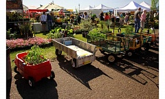 SUBMITTED PHOTO - Get ready for Clackamas County Master Gardeners annual Spring Garden Fair in Canby this May.