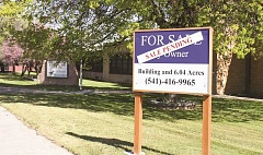 CENTRAL OREGONIAN FILE PHOTO - The sale of the Ochoco Elementary School building to Housing Works has been pending for several months, but the local housing authority plans to close on the property next month.