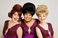 BROADWAY ROSE THEATRE COMPANY: CRAIG MITCHELLDYER - Antonia Darlene (center) will wow audiences with her vocal chops singing 1960s pop music songs like 'One Fine Day' and 'A Natural Woman' in Broadway Rose's 'Beehive.'