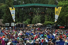 FILE - Past concerts at the Oregon Zoo have included The Indigo Girls in 2015.