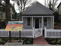 SUBMITTED PHOTOS  - Lake Oswego Preservation Societys History Center and Museum is located at 40 Wilbur St. in Lake Oswegos Old Town neighborhood. The building is on the National Register of Historic Places and is a City of Lake Oswego Landmark.