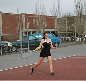 COURTESY PHOTO - Forest Grove's girl's tennis team hopes depth and experience will lead to success this season.