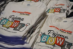 COURTESY OF MATTRESS FIRM - Mattress Firm said its Pajama Bowl for Foster Kids fundraiser in the Portland and Seattle areas raised more than $114,000 in total for foster children in Oregon and Washington.